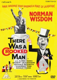 There Was a Crooked Man, DVD DVD