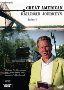 Great American Railroad Journeys: The Complete Series 1, DVD DVD