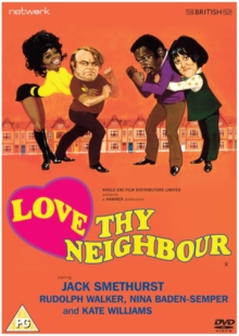 Love Thy Neighbour, DVD DVD