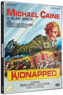 Kidnapped, DVD DVD