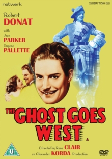 The Ghost Goes West, DVD DVD