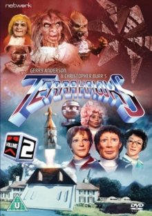 Terrahawks: Volume 2, DVD DVD
