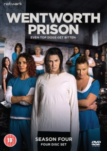 Wentworth Prison: Season Four, DVD DVD