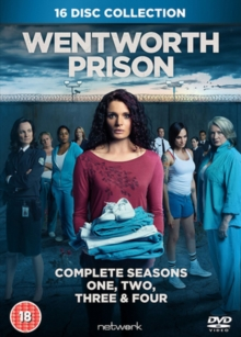 Wentworth Prison: Season One to Four, DVD DVD