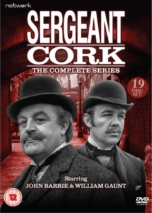 Sergeant Cork: The Complete Series, DVD DVD