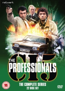 The Professionals: The Complete Series, DVD DVD