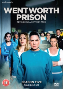 Wentworth Prison: Season Five, DVD DVD