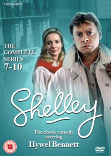 Shelley: The Complete Series 7-10, DVD DVD