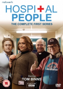 Hospital People: The Complete First Series, DVD DVD