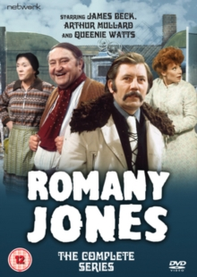 Romany Jones: The Complete Series, DVD DVD