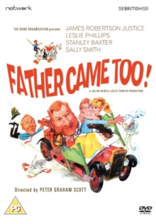 Father Came Too!, DVD DVD
