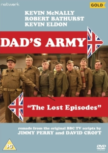 Dad's Army: The Lost Episodes, DVD DVD