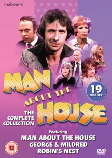 Man About the House: The Complete Collection, DVD DVD