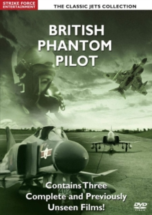 British Phantom Pilot, DVD  DVD