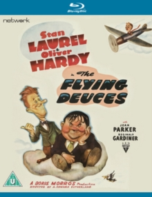 Laurel and Hardy: The Flying Deuces, Blu-ray  BluRay