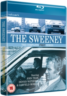The Sweeney: Complete First Series, Blu-ray BluRay