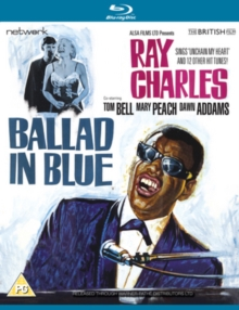 Ballad in Blue, Blu-ray  BluRay