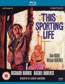This Sporting Life, Blu-ray  BluRay