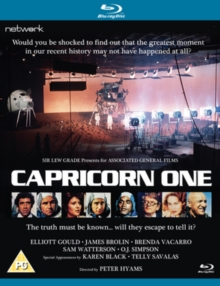 Capricorn One, Blu-ray  BluRay
