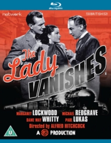 The Lady Vanishes, Blu-ray BluRay