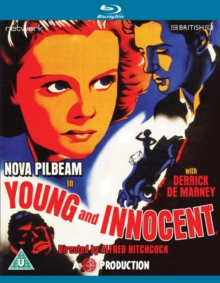 Young and Innocent, Blu-ray  BluRay