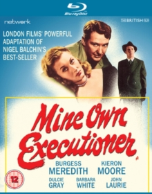 Mine Own Executioner, Blu-ray  BluRay