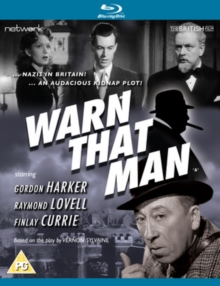 Warn That Man, Blu-ray  BluRay