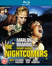 The Nightcomers, Blu-ray BluRay
