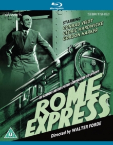 Rome Express, Blu-ray  BluRay