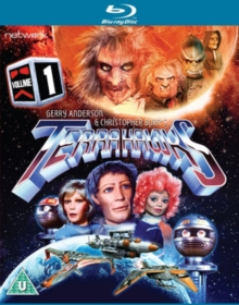 Terrahawks: Volume  1, Blu-ray BluRay