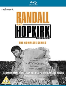 Randall and Hopkirk (Deceased): The Complete Series, Blu-ray BluRay