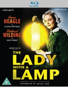 The Lady With a Lamp, Blu-ray BluRay