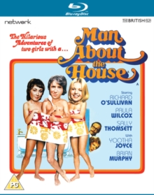 Man About the House, Blu-ray BluRay