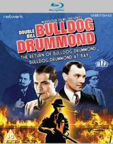 The Return of Bulldog Drummond/Bulldog Drummond at Bay, Blu-ray BluRay