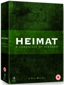 Heimat: A Chronicle of Germany, DVD  DVD
