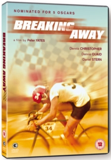 Breaking Away, DVD  DVD