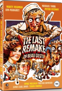 The Last Remake of Beau Geste, DVD DVD