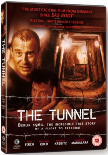 The Tunnel, DVD DVD