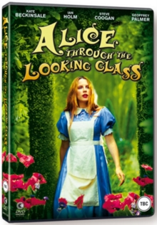 Alice Through the Looking Glass, DVD  DVD