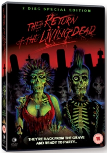 The Return of the Living Dead, DVD DVD