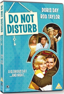 Do Not Disturb, DVD  DVD