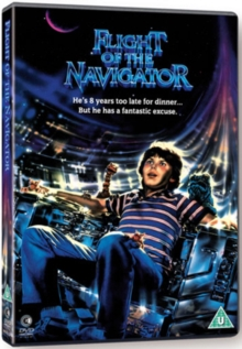 Flight of the Navigator, DVD  DVD
