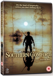 Southern Comfort, DVD  DVD