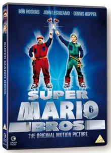 Super Mario Bros: The Motion Picture, DVD  DVD