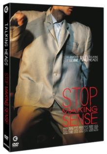 Talking Heads: Stop Making Sense, DVD  DVD