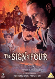 The Sign of Four, DVD DVD