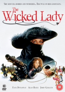 The Wicked Lady, DVD DVD