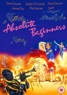 Absolute Beginners, DVD DVD