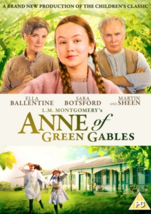 Anne of Green Gables, DVD DVD