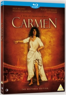 Carmen, Blu-ray  BluRay